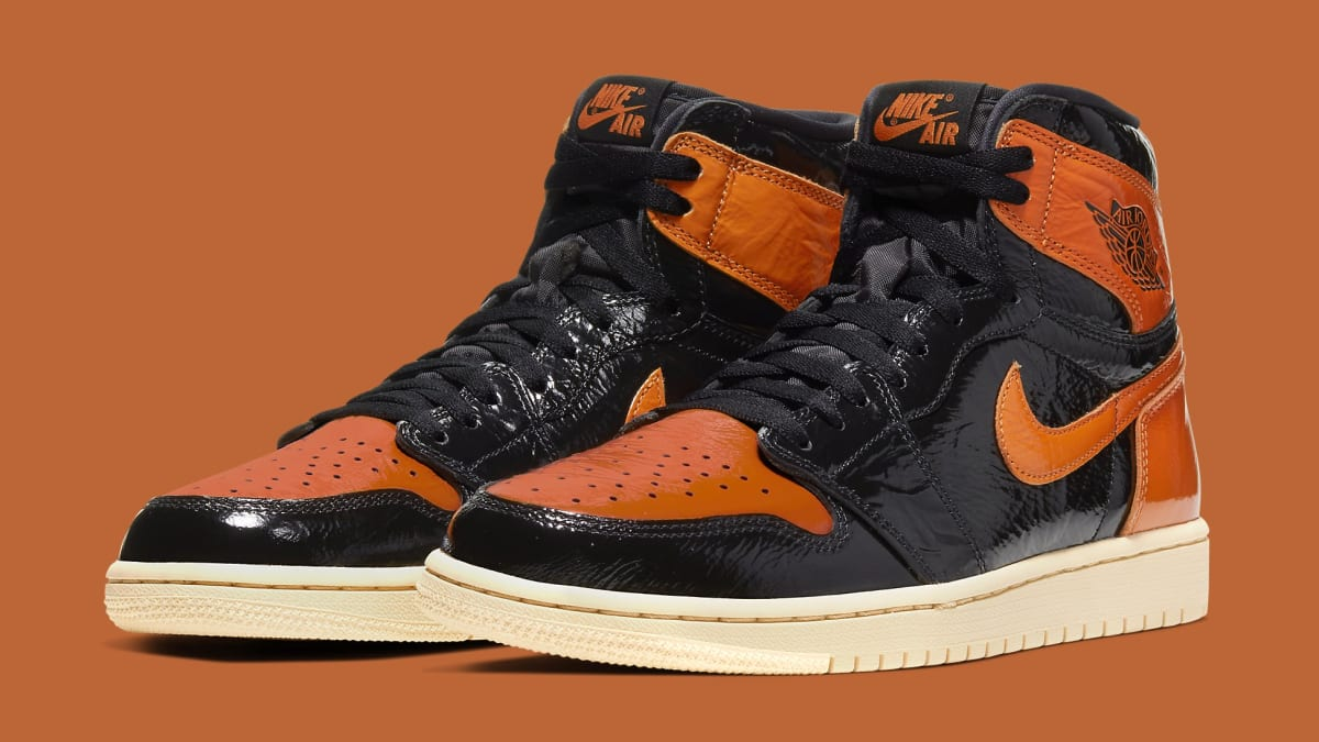 Best Look Yet at the 'Shattered Backboard 3.0' Air Jordan 1