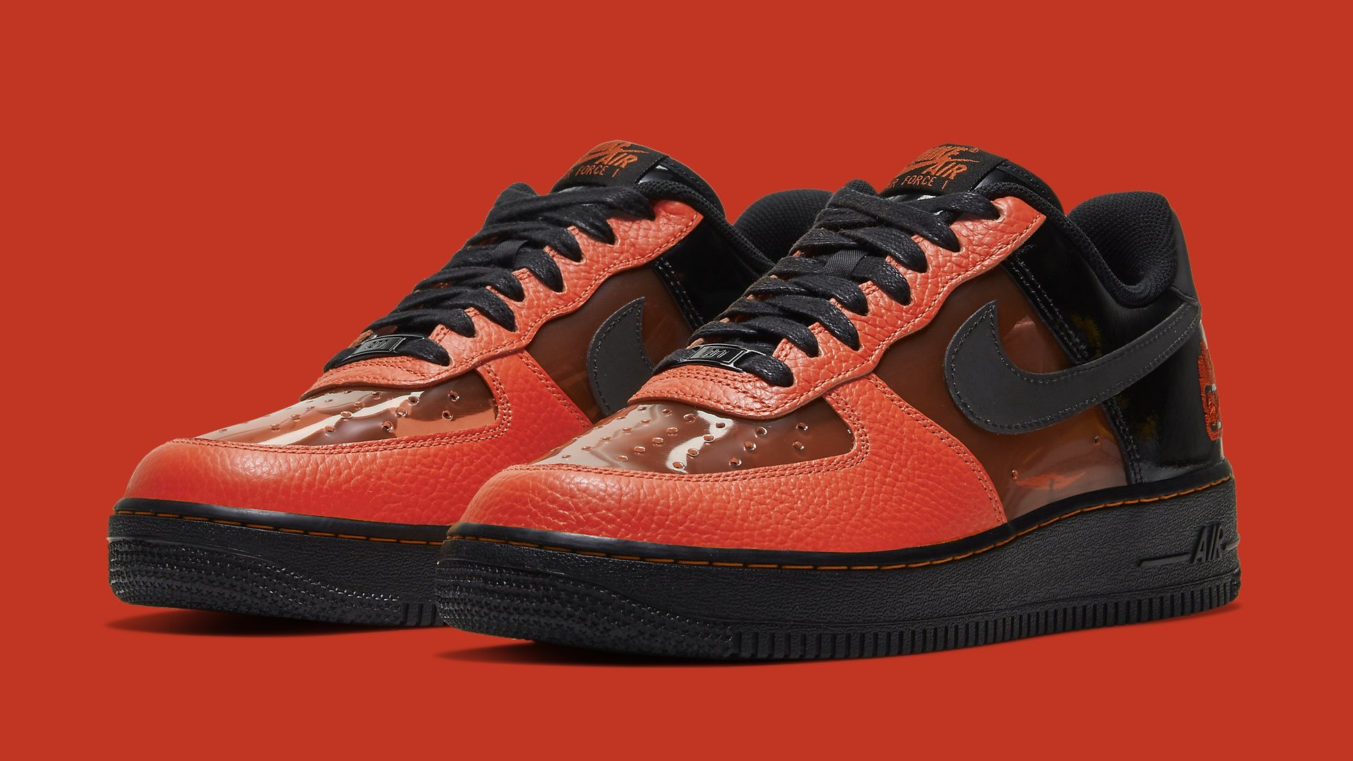 Nike Air Force 1 Low 'Shibuya Halloween' CT1251-006 Release Date ...