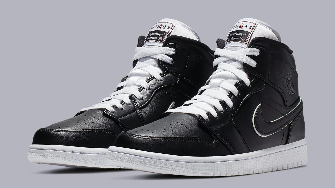 352980d74642 Air Jordan 1 Retro Mid  Maybe I Destroyed the Game  Release Date ...