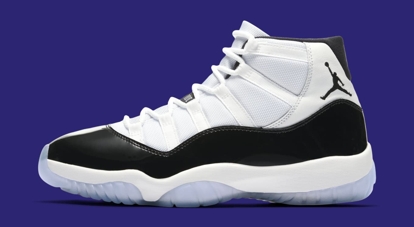 reputable site 17591 3800f Air Jordan 11 (XI). Image via Nike