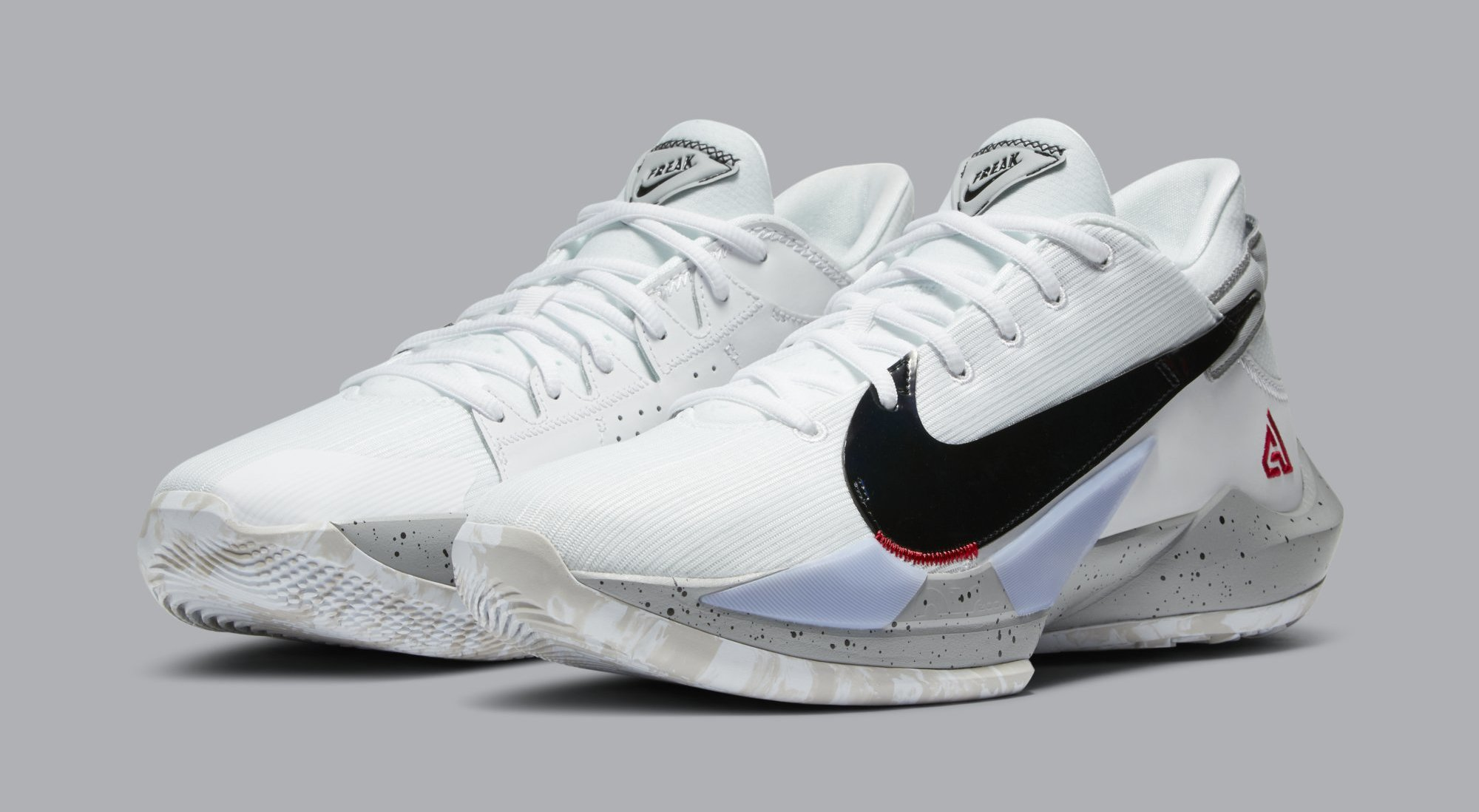 Nike Zoom Freak 2 White Cement Release Date Ck5825 100 Sole Collector