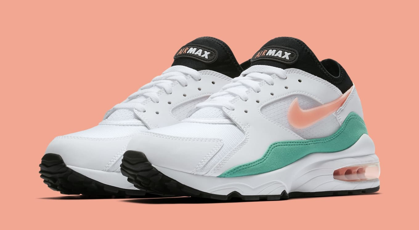 on sale 91beb bb40f Nike Air Max 93  Watermelon  306551-105 Release Date   Sole Collector
