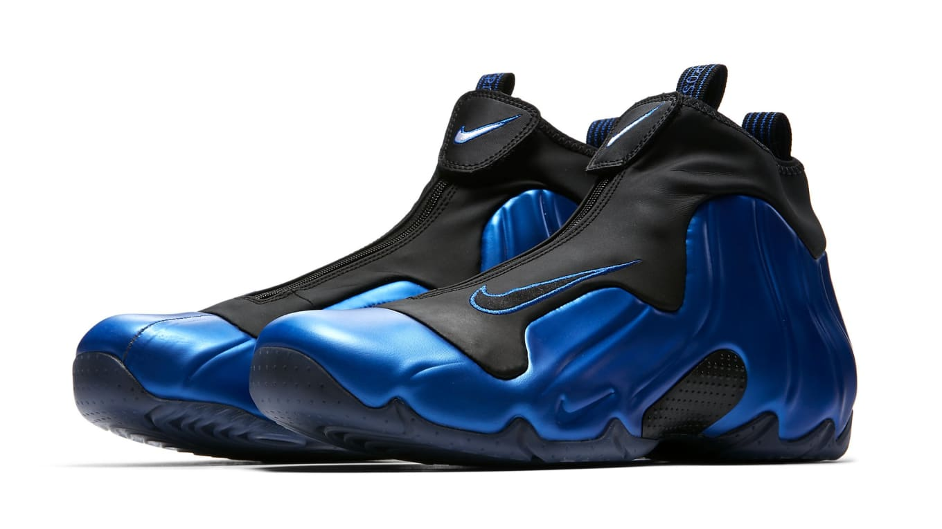 19987968ae7 Nike Air Flightposite  Dark Neon Royal  Release Date AO9378-500 ...