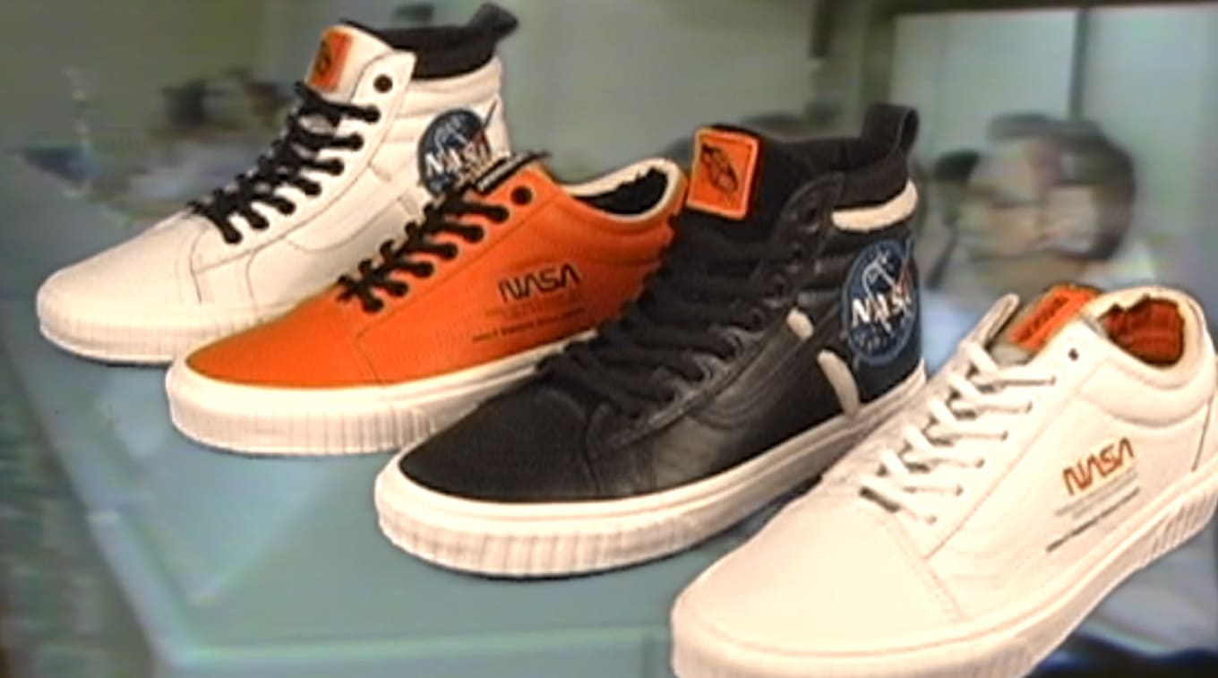 7a849d5d5a Vans Officially Unveils Its NASA Collaboration