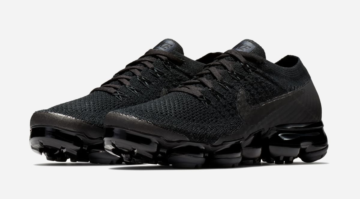 Yet Another Triple Black Vapormax Sole Collector