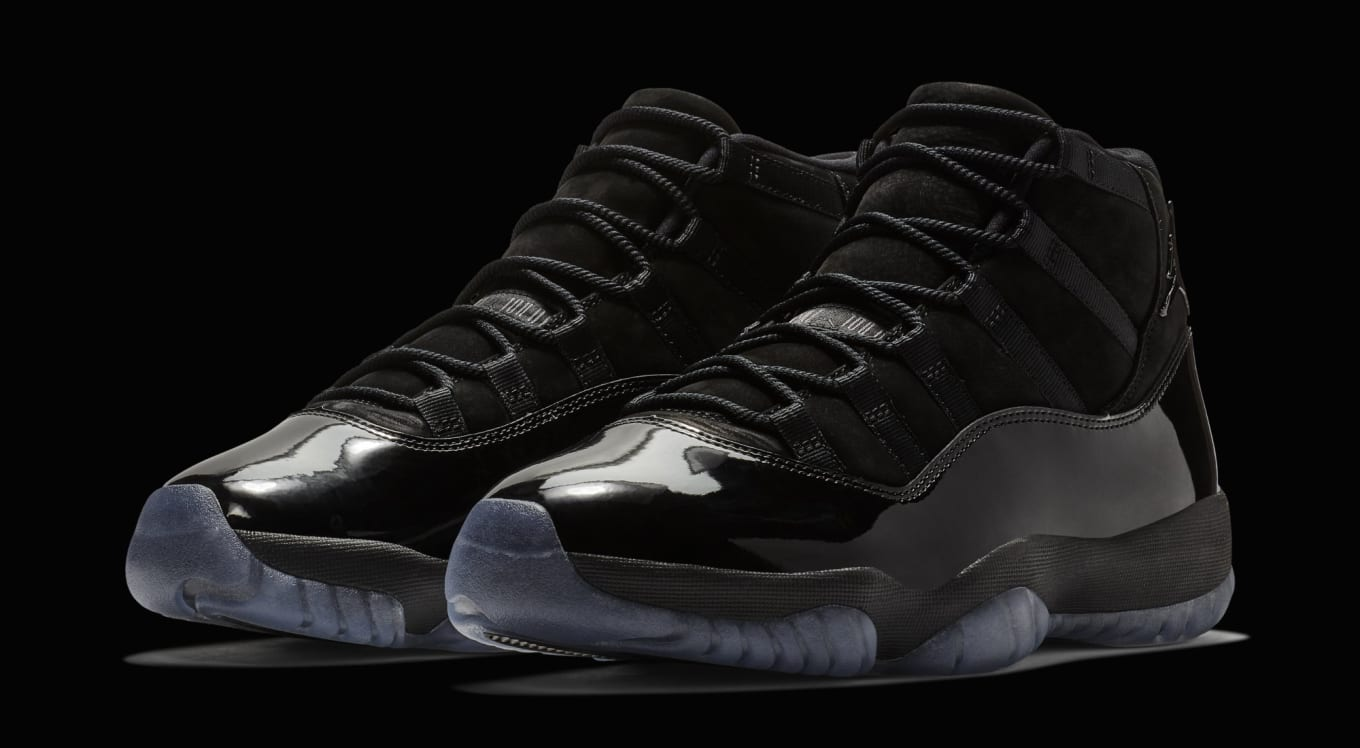 Jordan Brand Hooked High School Grads Up With  Cap and Gown  11s 8cd0f8fa3