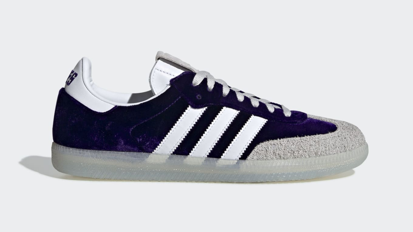 2c00a7500 Adidas Samba 'Purple Haze' Collegiate Purple/Footwear White/Grey One ...