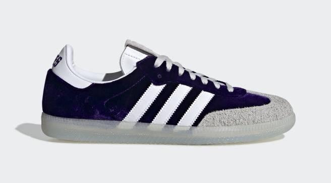 7e6e198d0 Adidas Is Celebrating 420 With the  Purple Haze  Samba