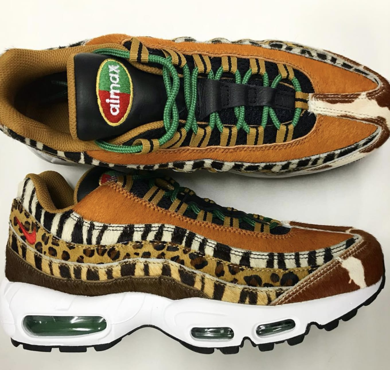 atmos x Nike Air Max Animal Pack 2.0 Arriving In 2018