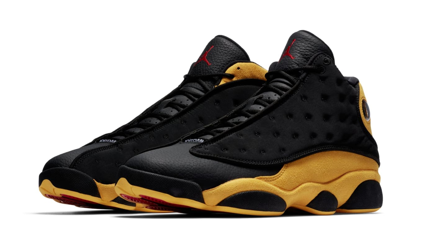 3a0e61e1ade211 Melo s Air Jordan 13 Release Canceled.  Class of 2002  colorway will only  drop in kid s sizes.