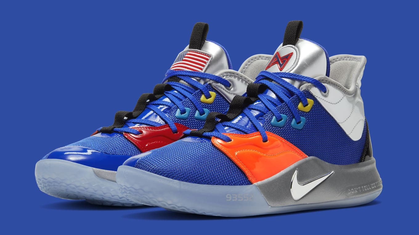 Is Paul George Getting a NASA x Nike Collab? | Sole Collector