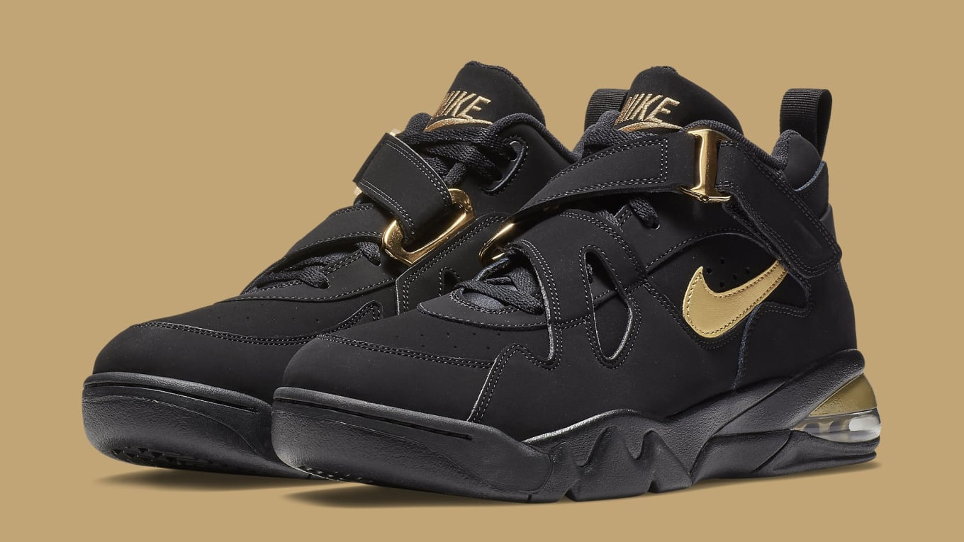 best website b981e 03357 Nike Air Force Max CB 'Metallic Gold' Release Date AJ7922 ...