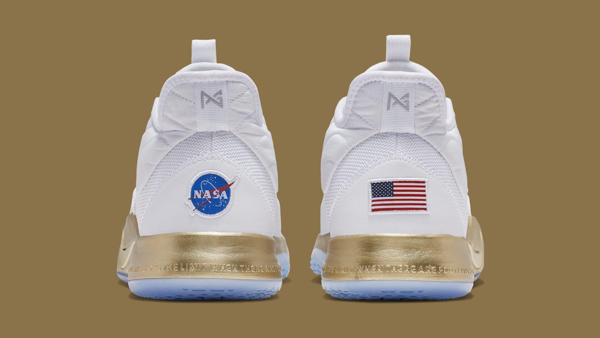 the latest 9a62e 01ce8 Nike PG 3 Apollo Missions Release Date CI2666-100   Sole Collector