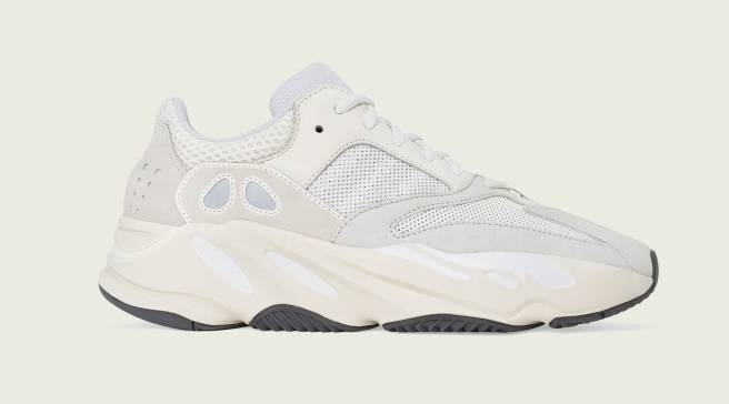 huge selection of 46623 1fb81 Latest Look at the  Analog  Adidas Yeezy Boost 700