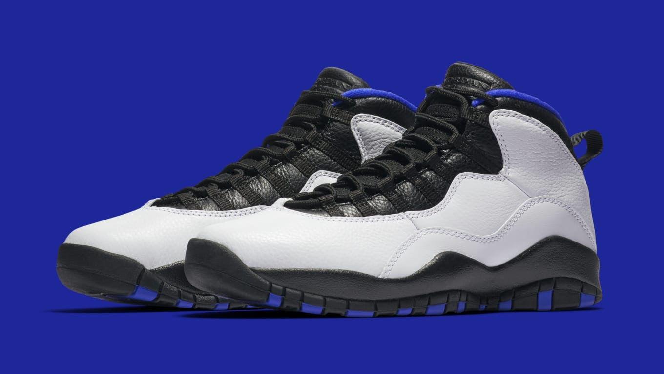 best website a59f1 09ee0 Official Look at the 2018  Orlando  Air Jordan 10