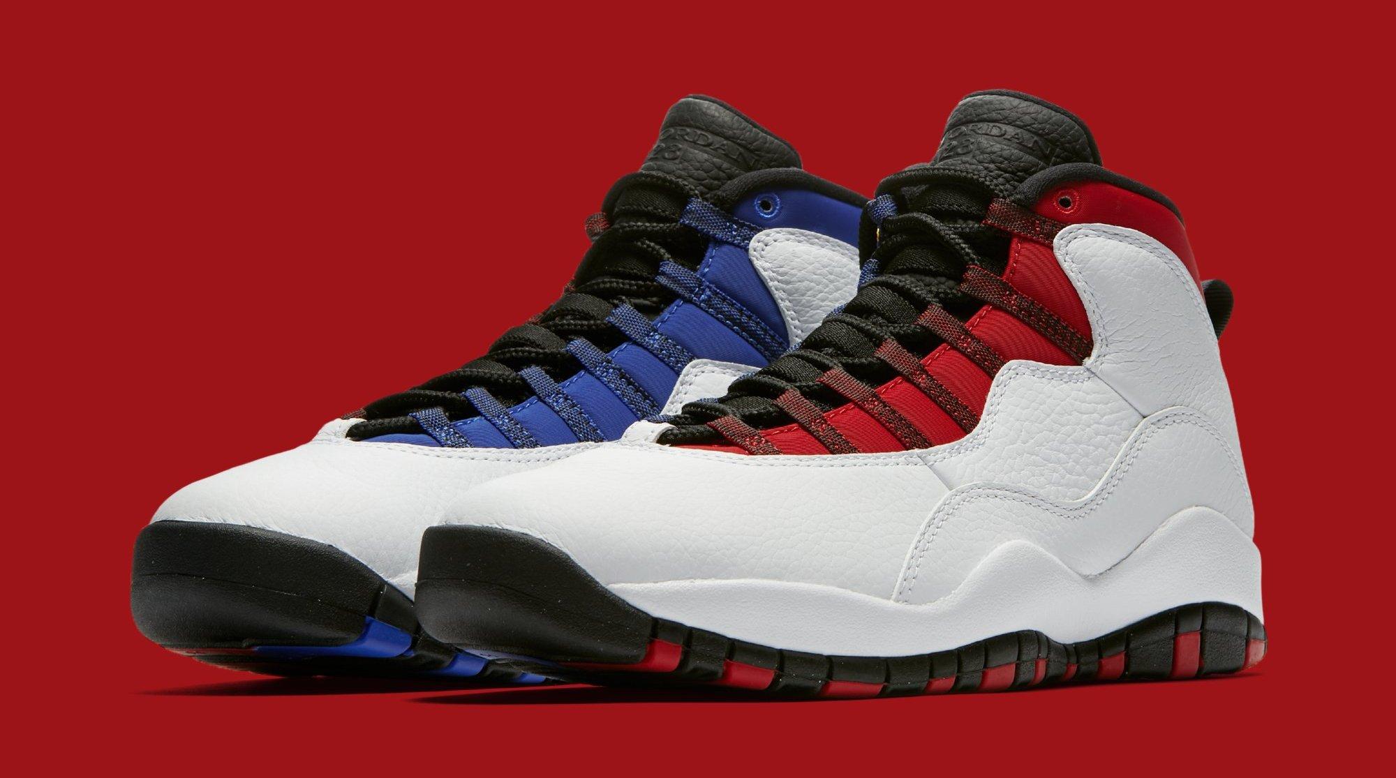 sports shoes 86332 43091 Air Jordan 10 Russell Westbrook 'Class of 2006' 310805-160 ...