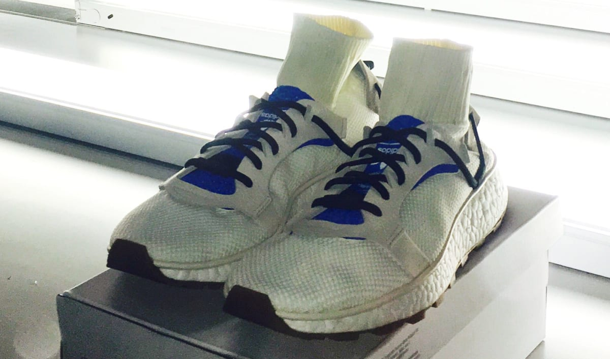 the latest 29f60 ab3e7 Alexander Wang adidas Boost Sneakers   Sole Collector
