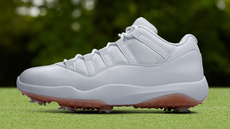 size 40 e0ec9 9d7e3 Air Jordan 11 Low Golf 'White/Metallic Gold' Release Date ...