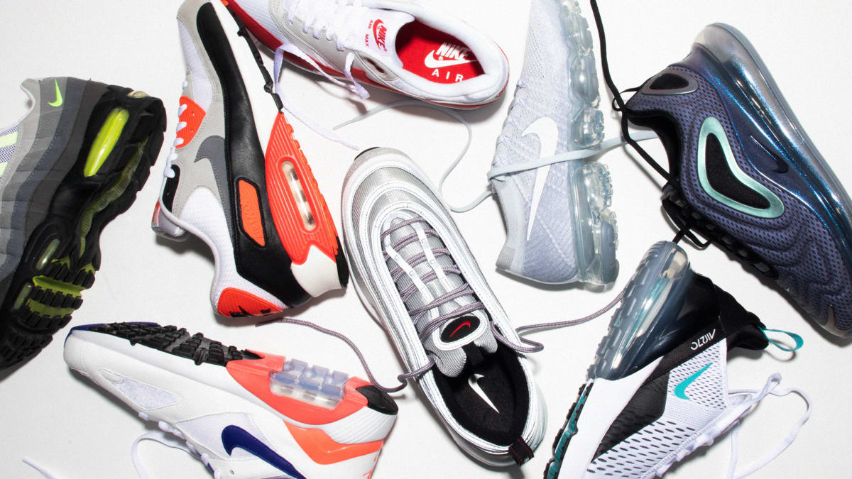 Flight Club New York Is Giving Away Every Nike Air Max Model