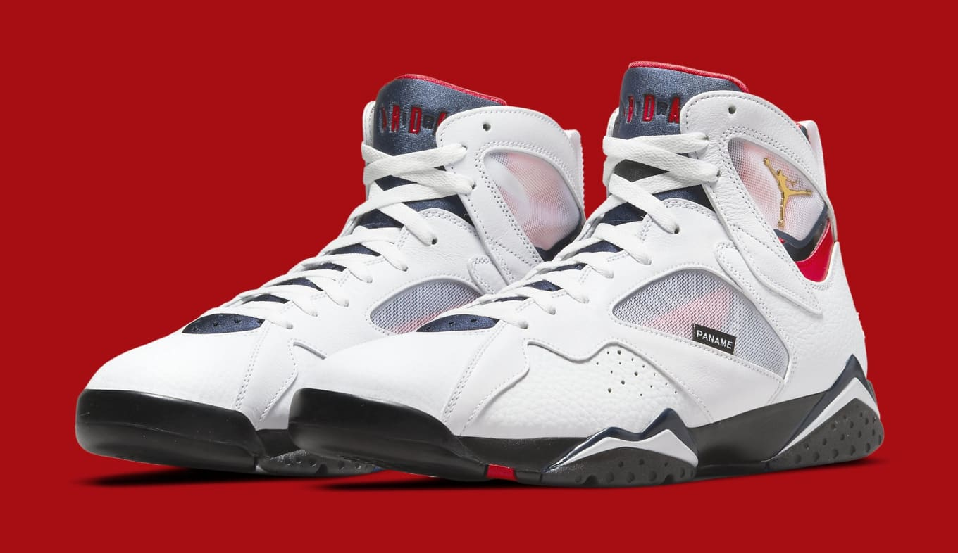 Air Jordan VII 7 PSG Release Date CZ0789-105 May 2021   Sole Collector