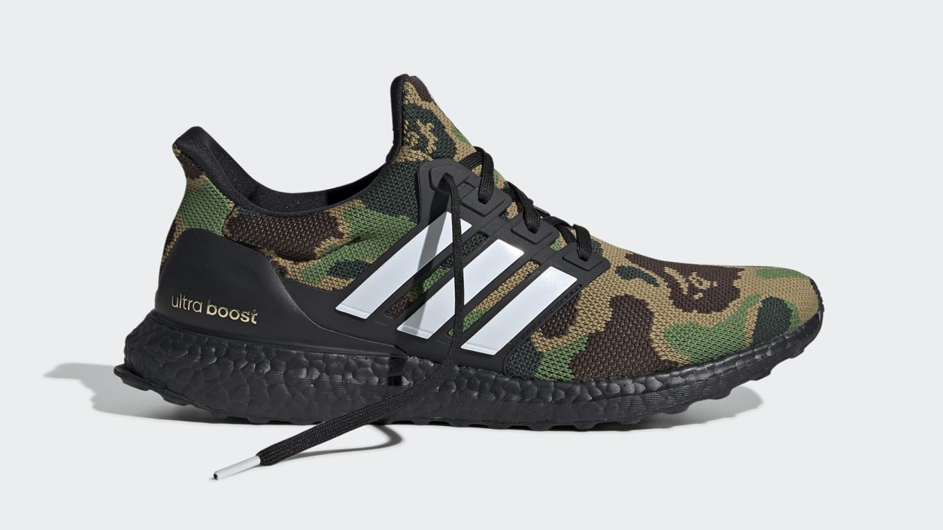 514708280 Image via Adidas. Official images of the upcoming Bape x Adidas Ultra Boost  have finally surfaced. Two colorways ...