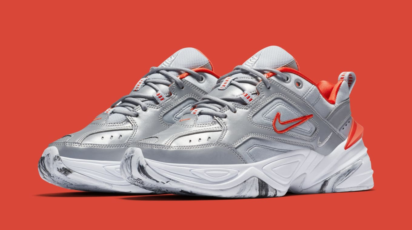 new lifestyle coupon codes outlet boutique Nike M2K Tekno 'Metallic Silver' BQ3378-001 Release Date ...
