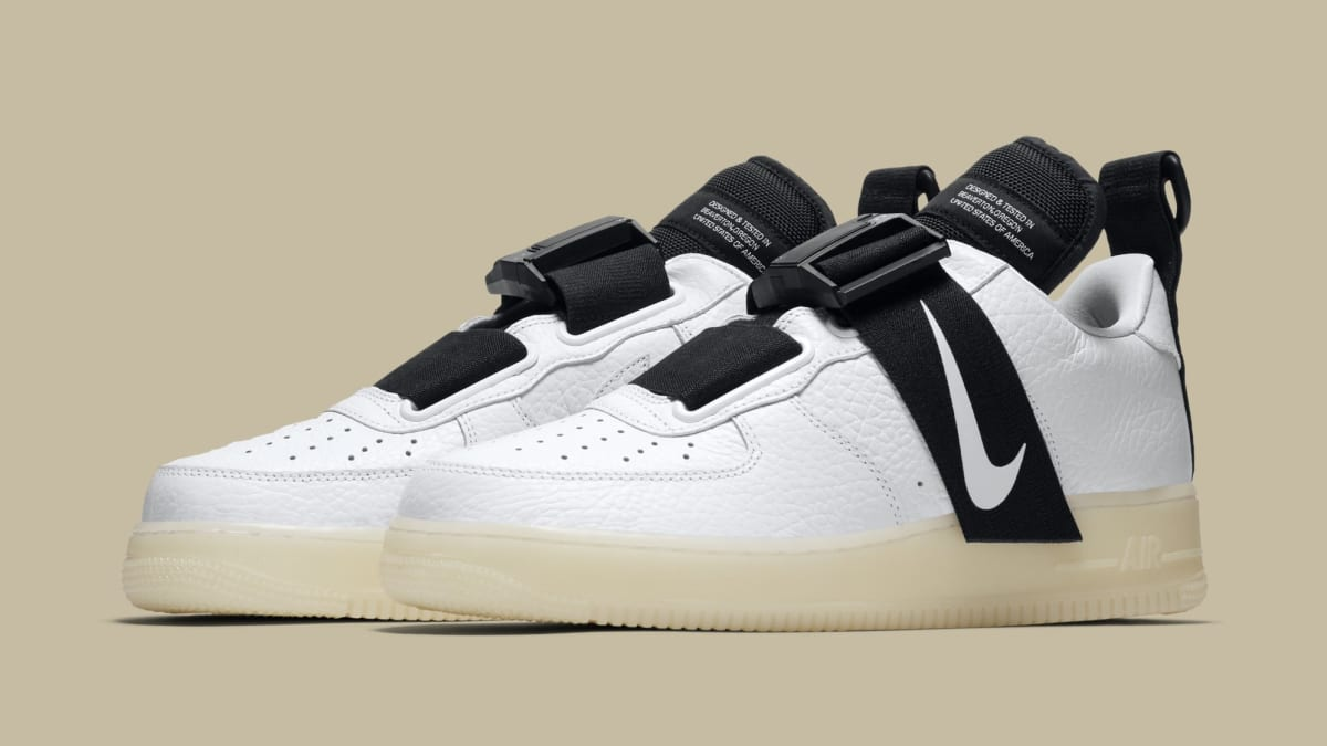 5d127fd6fb Nike Air Force 1 Utility QS Release Date | Sole Collector