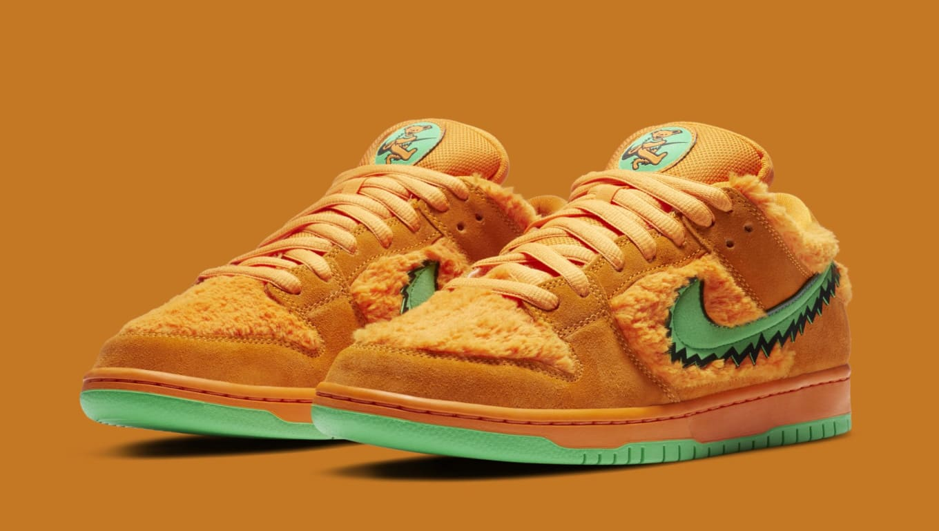 Nike SB Dunk Low 'Grateful Dead' Release Date CJ5378-700 ...