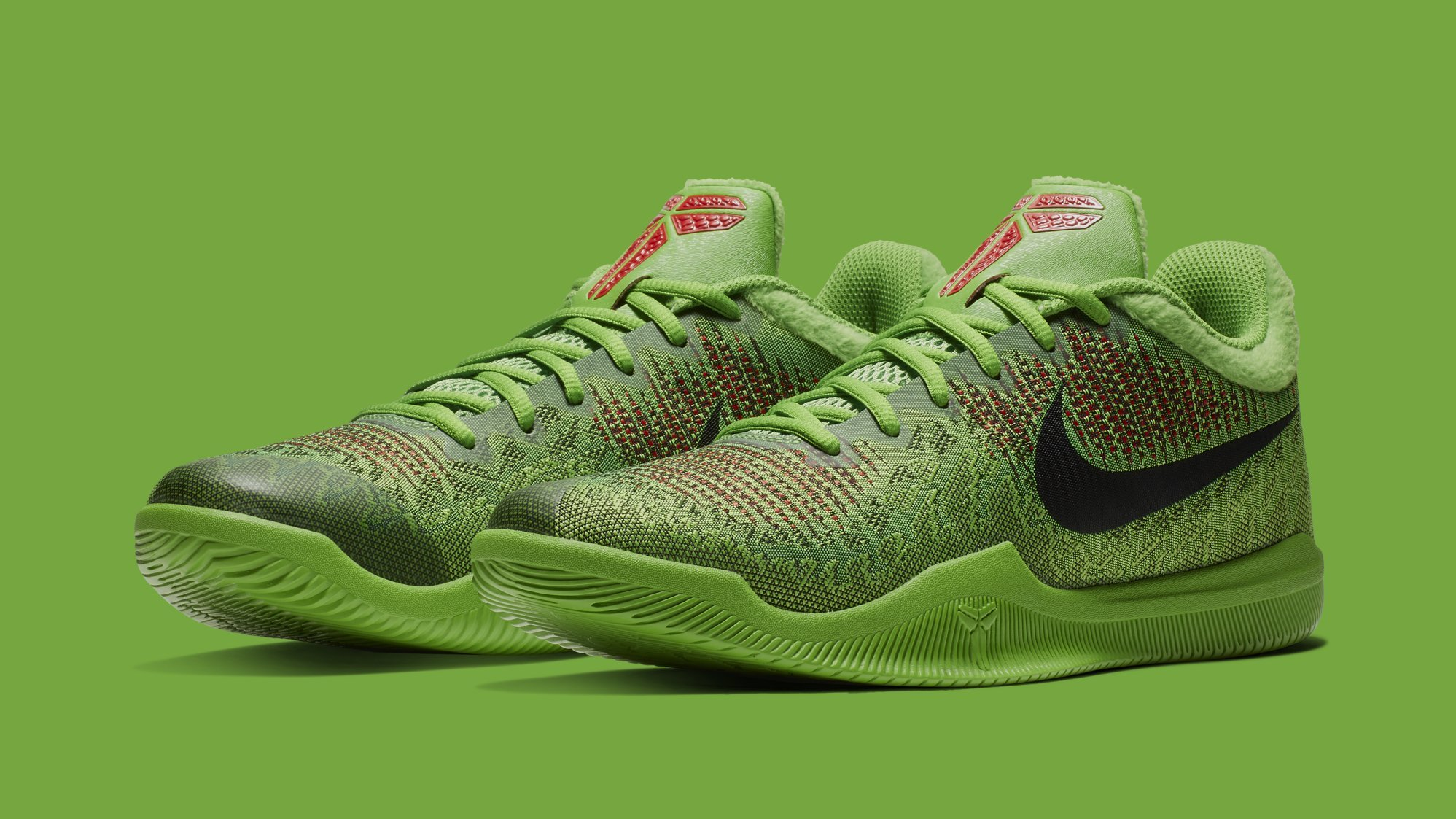 low priced 15345 590eb Nike Mamba Rage EP  Electric Green  908974-300   Sole Collector