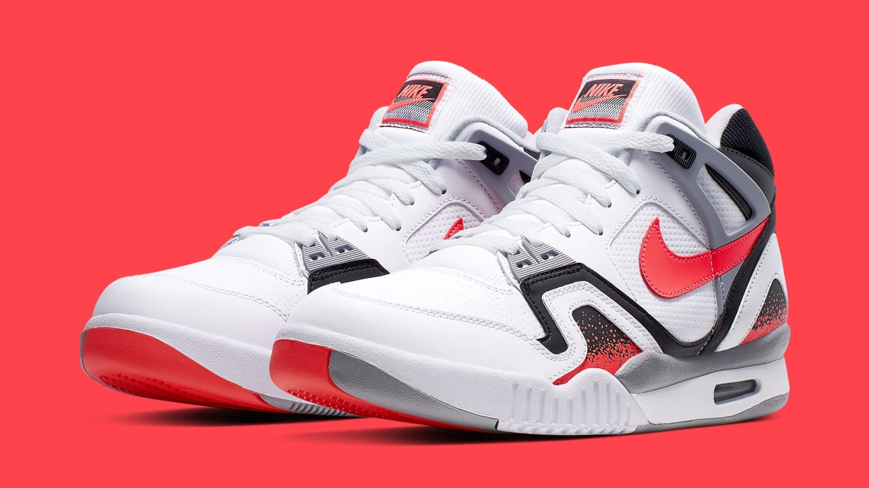 Nike Air Tech Challenge 2 'Hot Lava' CJ1427 100 Release Date