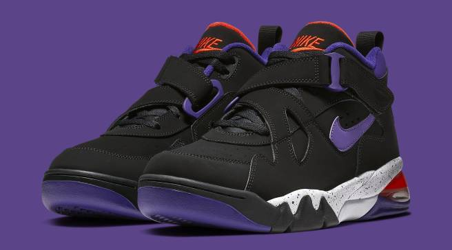 los angeles eb8f5 54bf9 Barkley's Nike Air Force Max CB Releasing in Suns-Inspired Colorway