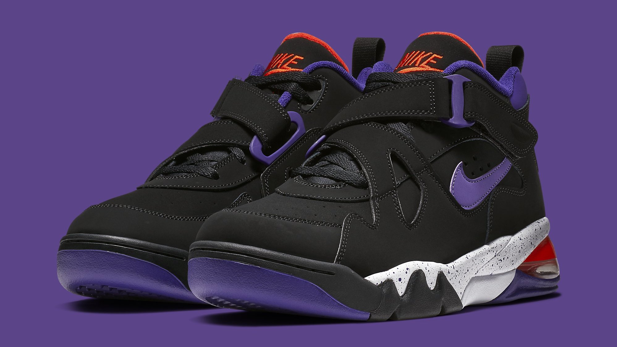 02f3a3115a Nike Air Force Max CB 'Suns' Release Date 10/12/2018 AJ7922-002 | Sole  Collector