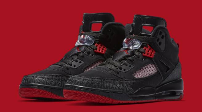 79728cfb68b Black and Red Jordan Spizikes on the Way
