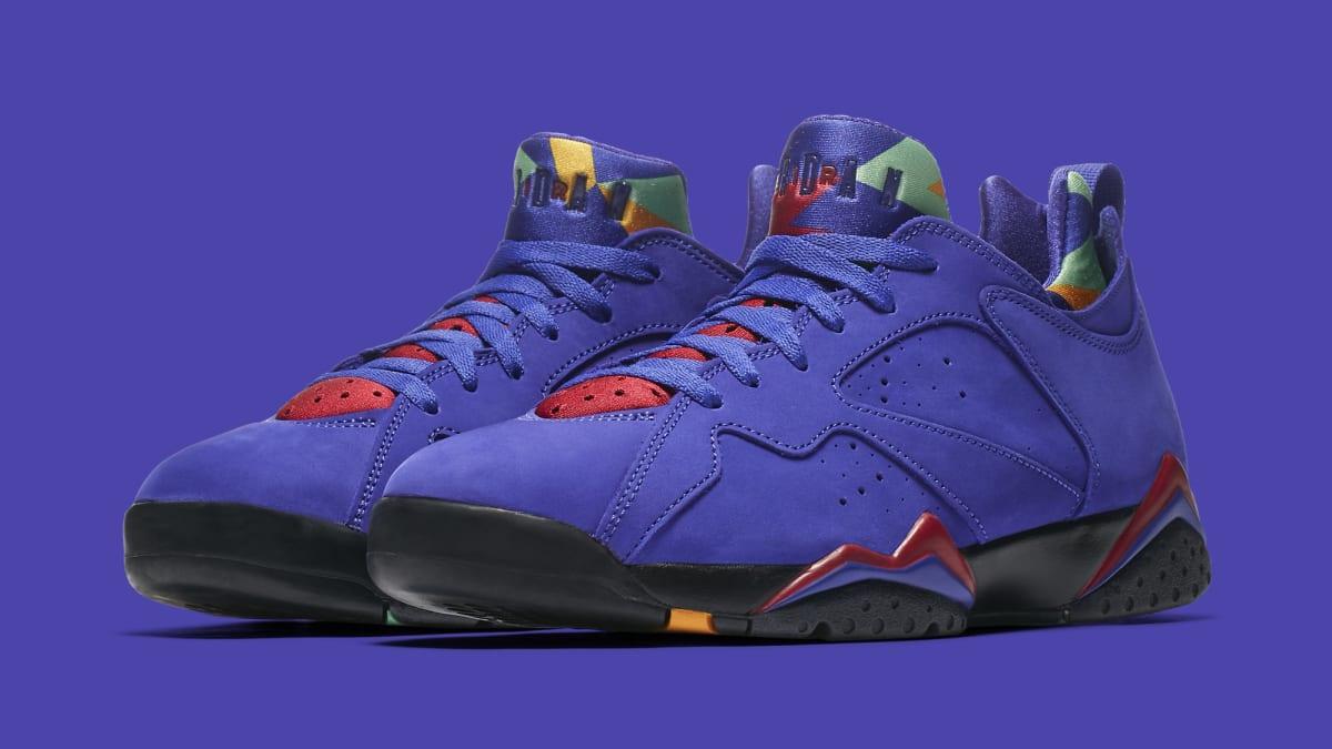8d17b1353d0a Air Jordan 7 VII Low Bordeaux Release date AR4422-034 - Air Jordan 7 VII Low  Release Date Bordeaux AR4422-034