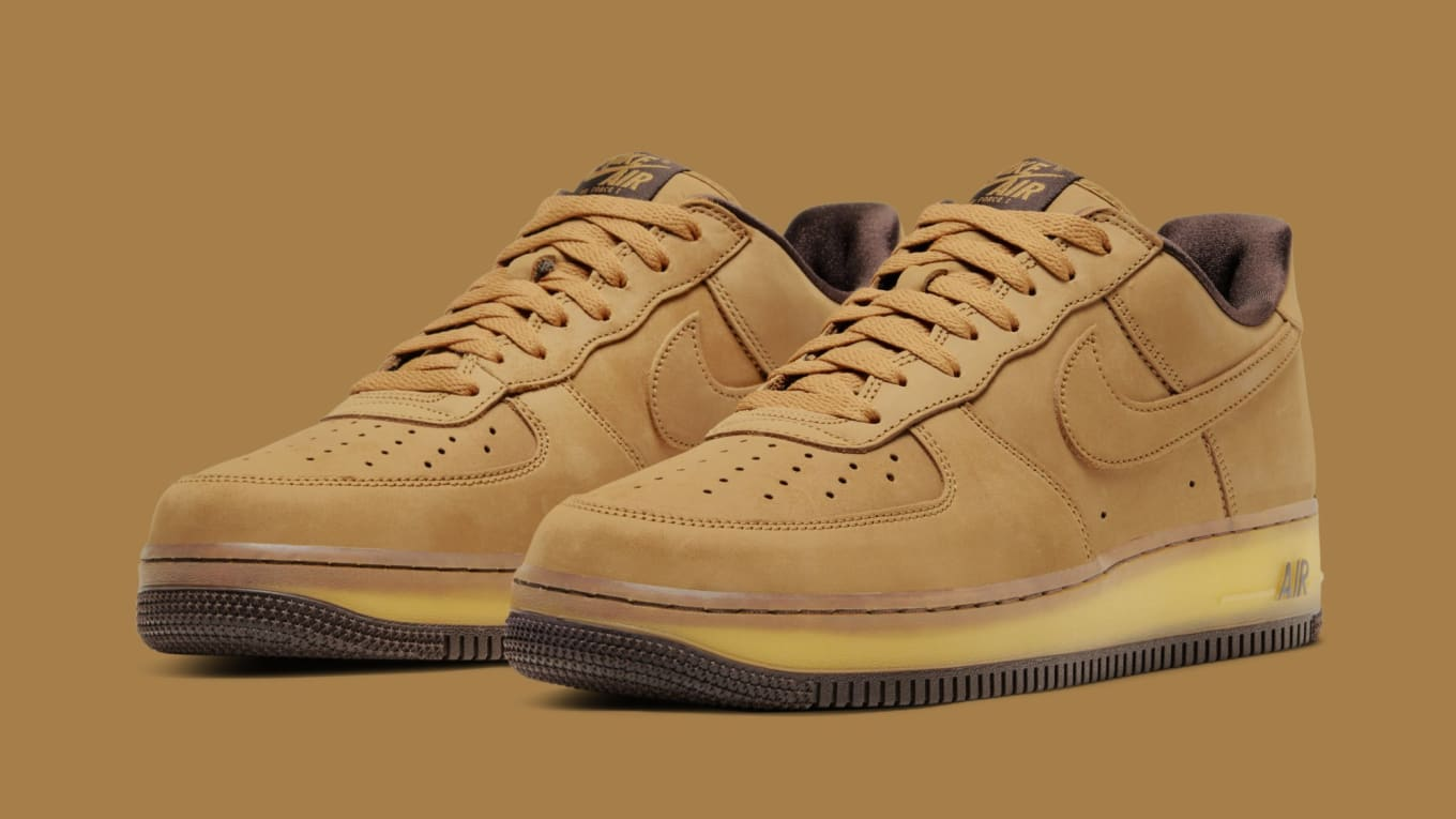 Egoísmo ajedrez engranaje  Nike Air Force 1 Low CO.JP 'Wheat Mocha' Release Date DC7504-700 | Sole  Collector