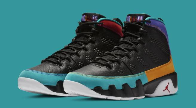 huge selection of d7d53 0ec49 A Vintage Ad Campaign Inspired the Latest Air Jordan 9