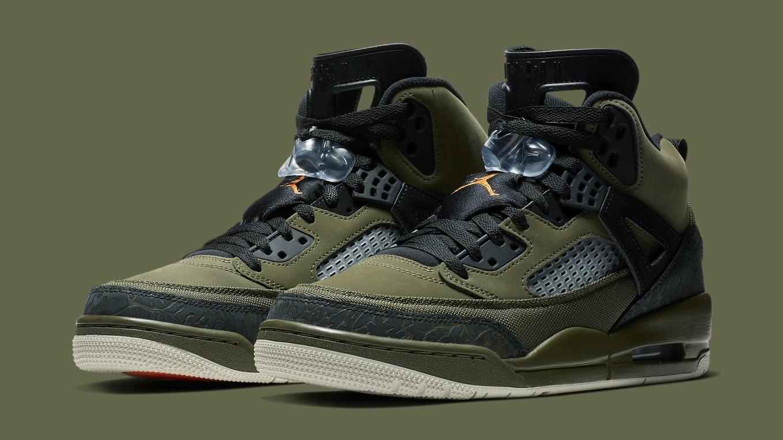 de4ceb6e7636f9 Jordan Spizike Undefeated Olive Green Release Date 315371-300