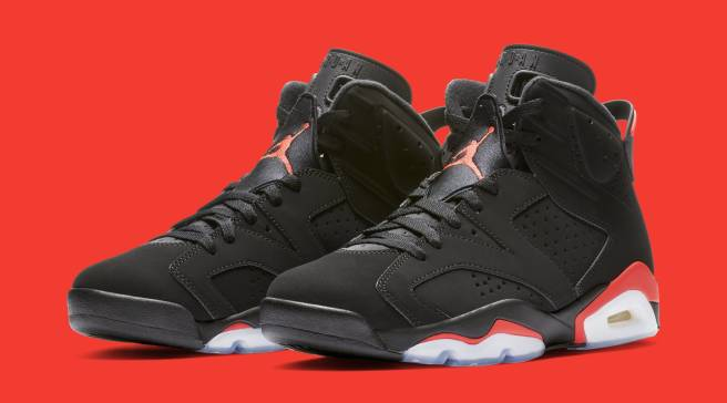new product 07400 9b929 Detailed Look at the 2019  Black Infrared  Air Jordan 6. By Riley Jones