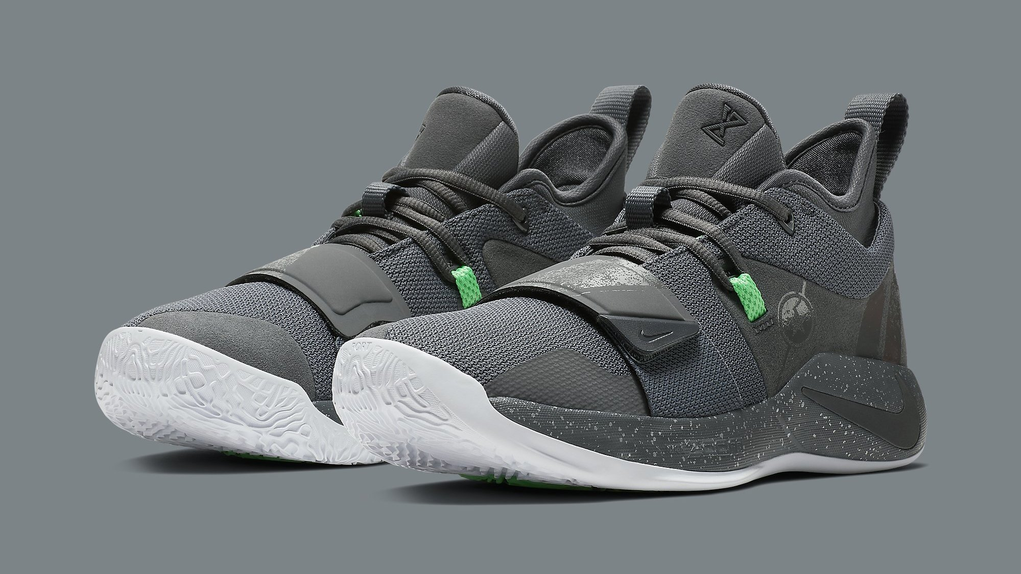 new product 10a90 8db5f Nike PG 2.5 Grey Green Release Date BQ8452-007   Sole Collector