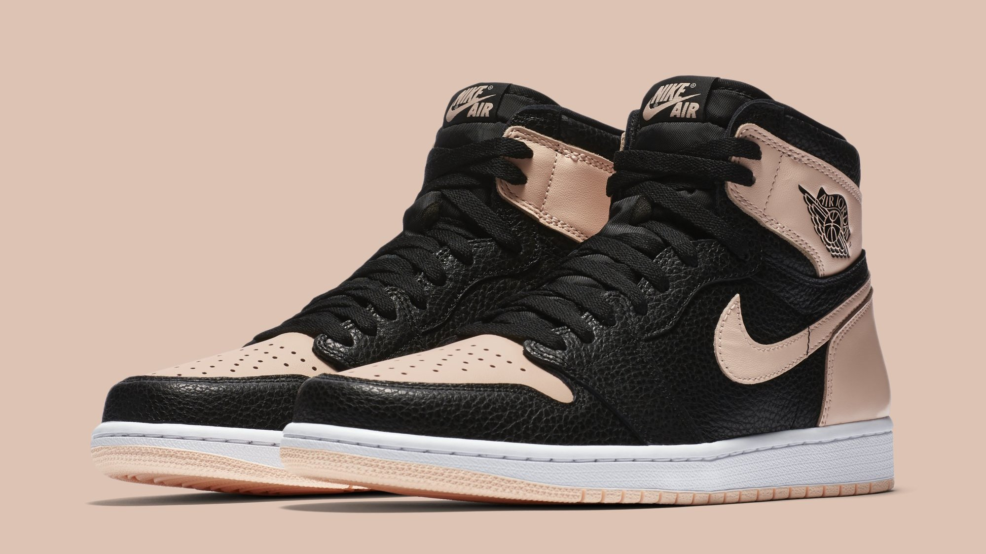 free shipping d27a6 ff458 The  Crimson Tint  Air Jordan 1 Gets a New Release Date