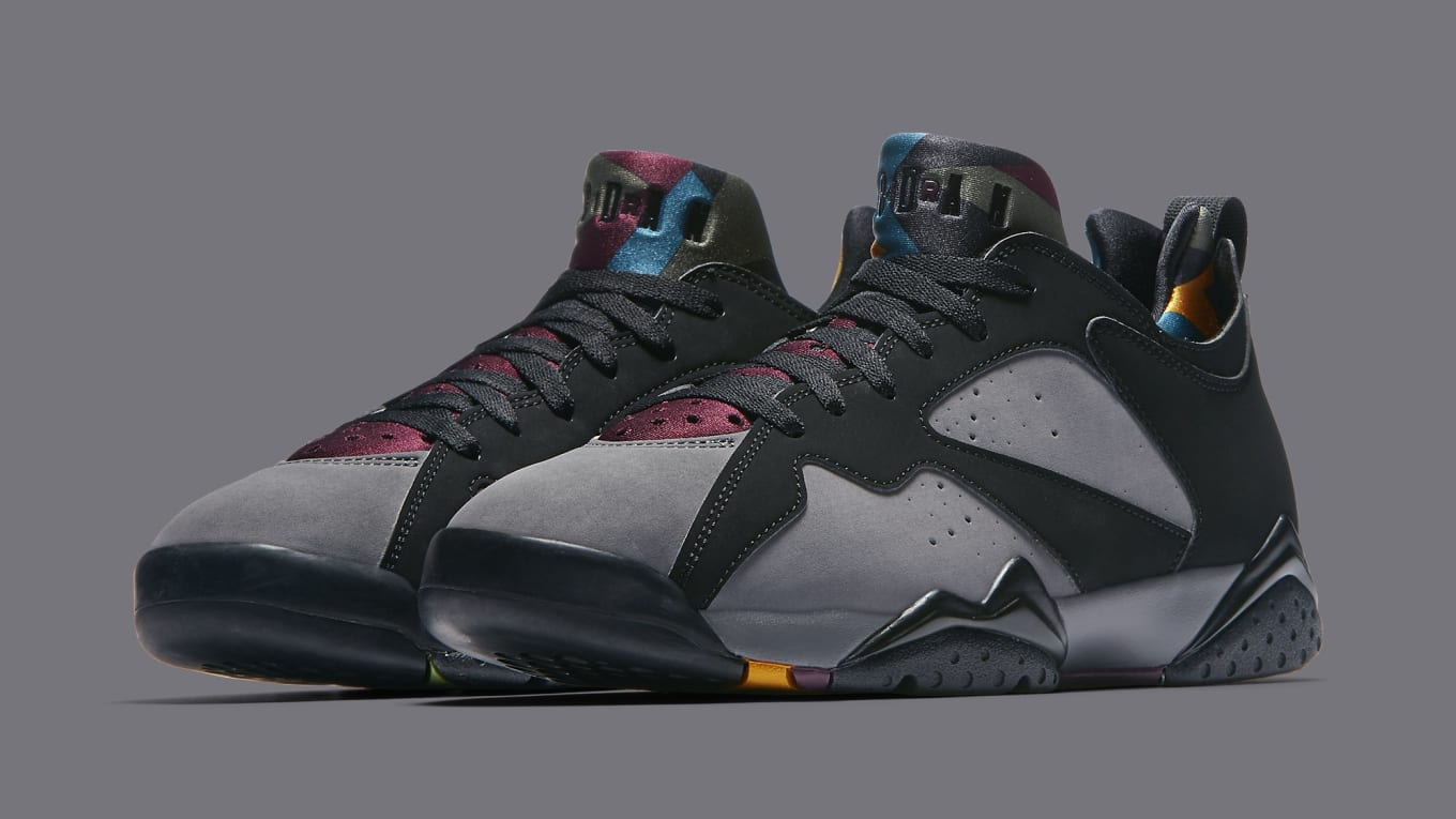 93bd9ba9867f Air Jordan 7 VII Low Release Date Bordeaux AR4422-034