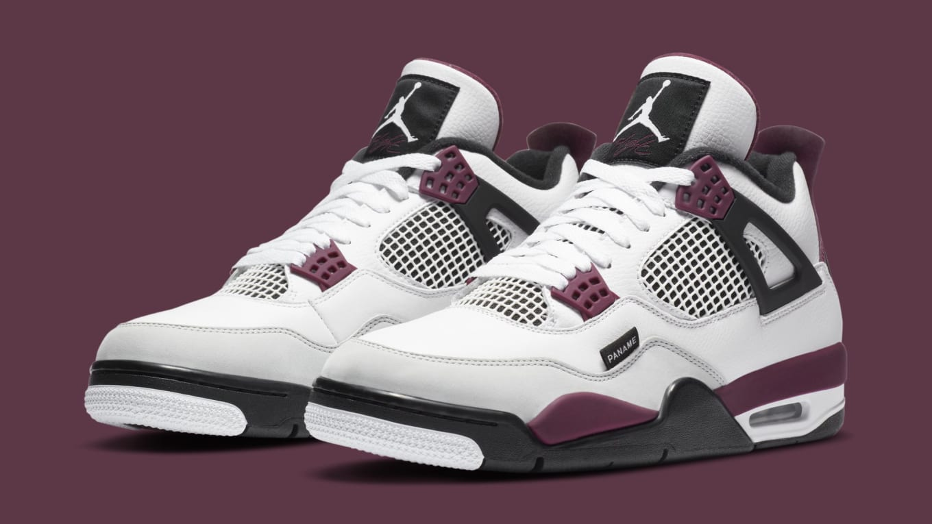 air jordan 4 bordeaux