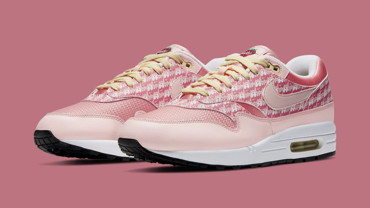 'Strawberry Lemonade' Air Max 1s Are Coming Soon