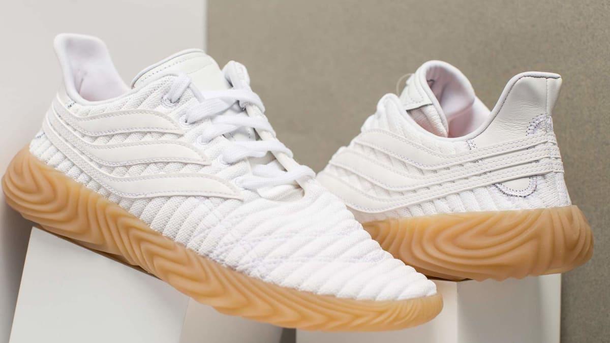 Adidas Originals Sobakov 'White/Gum' BB7666 Release Date ...