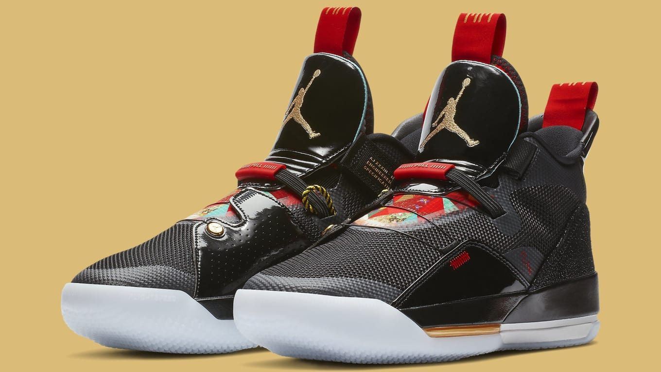 50c5d701d6e8 Here s An Official Look At the  Chinese New Year  Air Jordan 33
