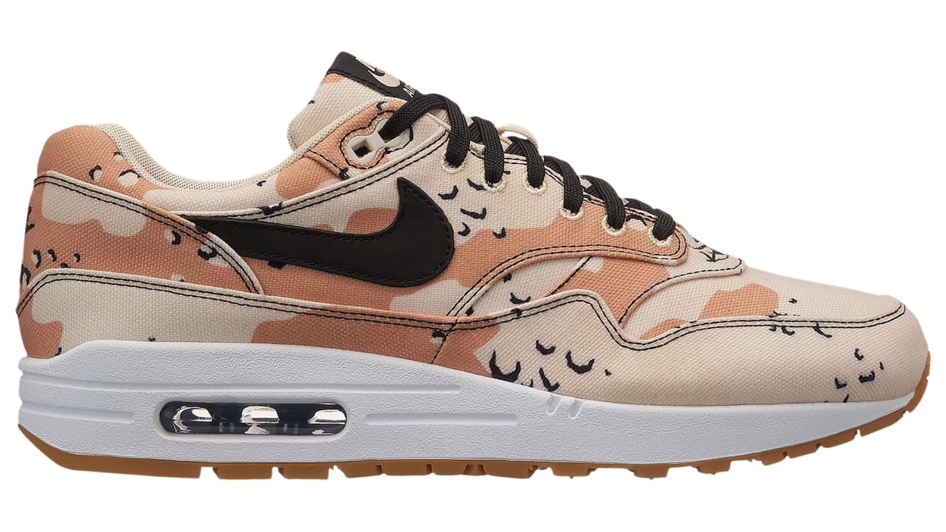 fb8a03cd348b Nike Air Max 1 Premium  Beach Camo  Release Date July 5