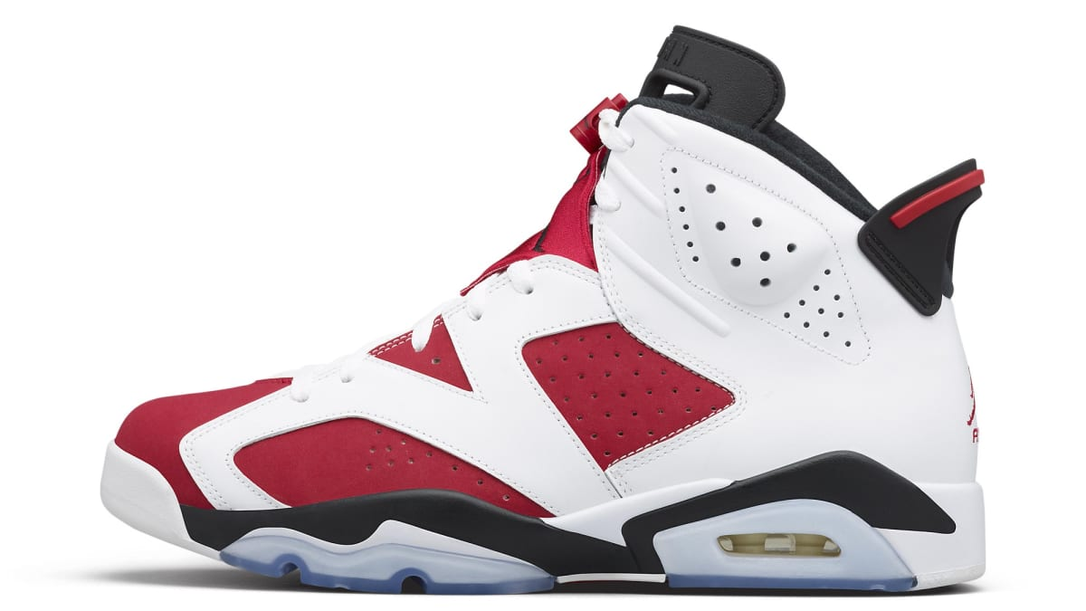 The 'Carmine' Air Jordan 6 Rumored to be Returning