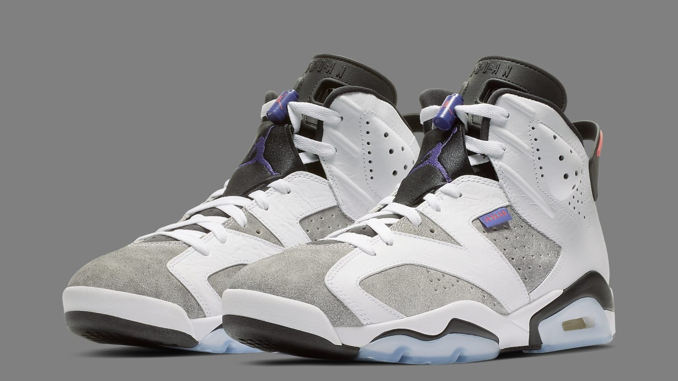 211ba9628515 Air Jordan 6  Flint Grey  Preview
