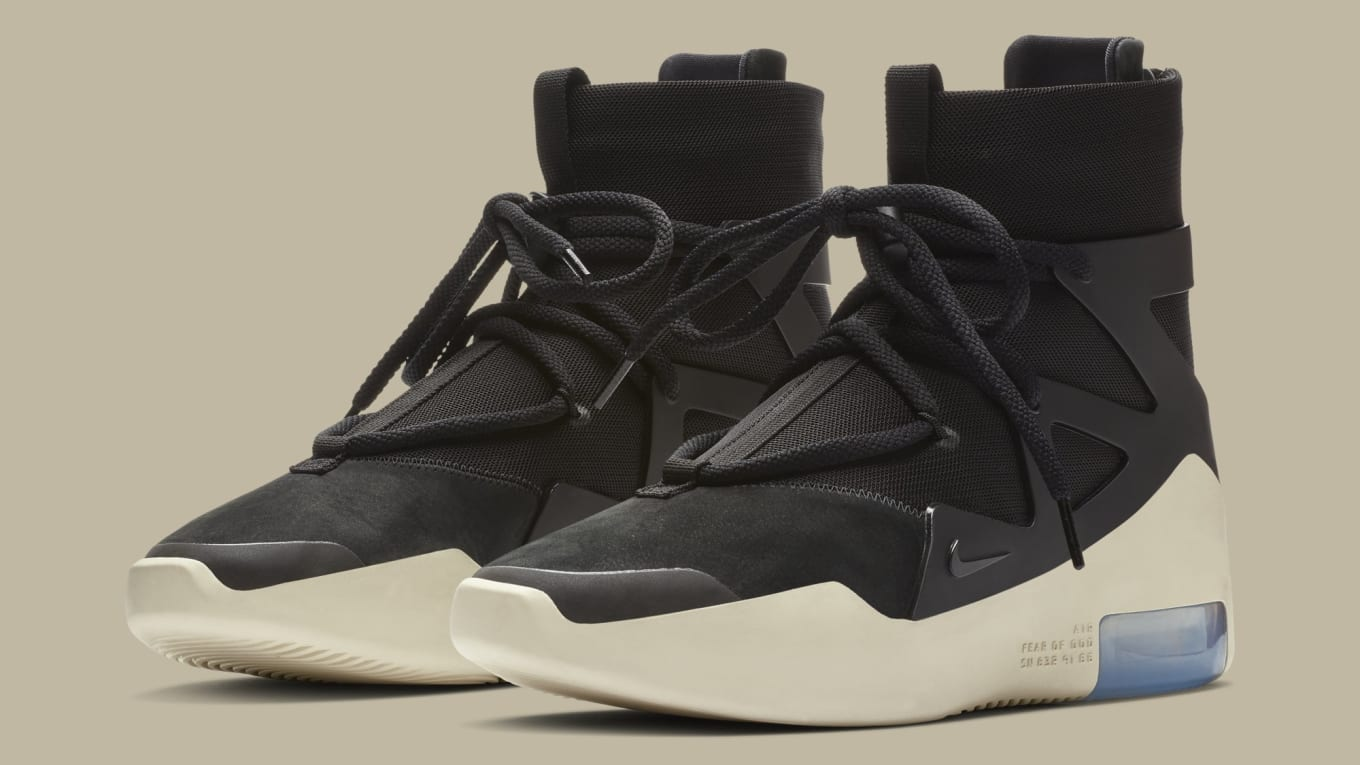 655cc66ed The Air Fear of God 1 Finally Drops This Weekend. Jerry Lorenzo s original  Nike model.