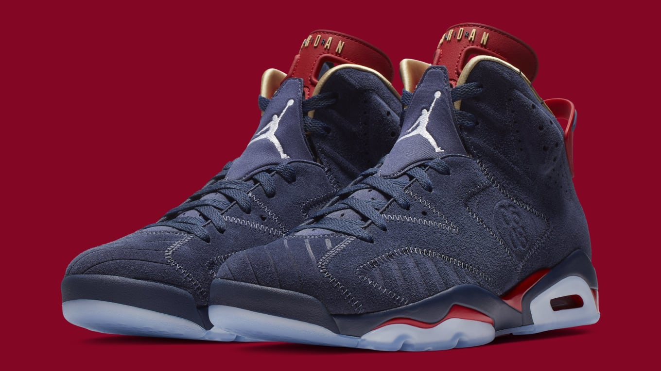new arrival fb45b 3edf7 Air Jordan 6 (VI)